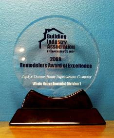 Remodelers Award Of Excellence