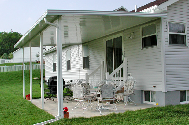 Aluminum Patio Covers and Awnings | Baton Rouge Area