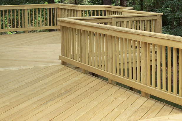 Decking stain pressure treated decking stain for Pressure treated decking