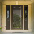 Decorator Storm Doors