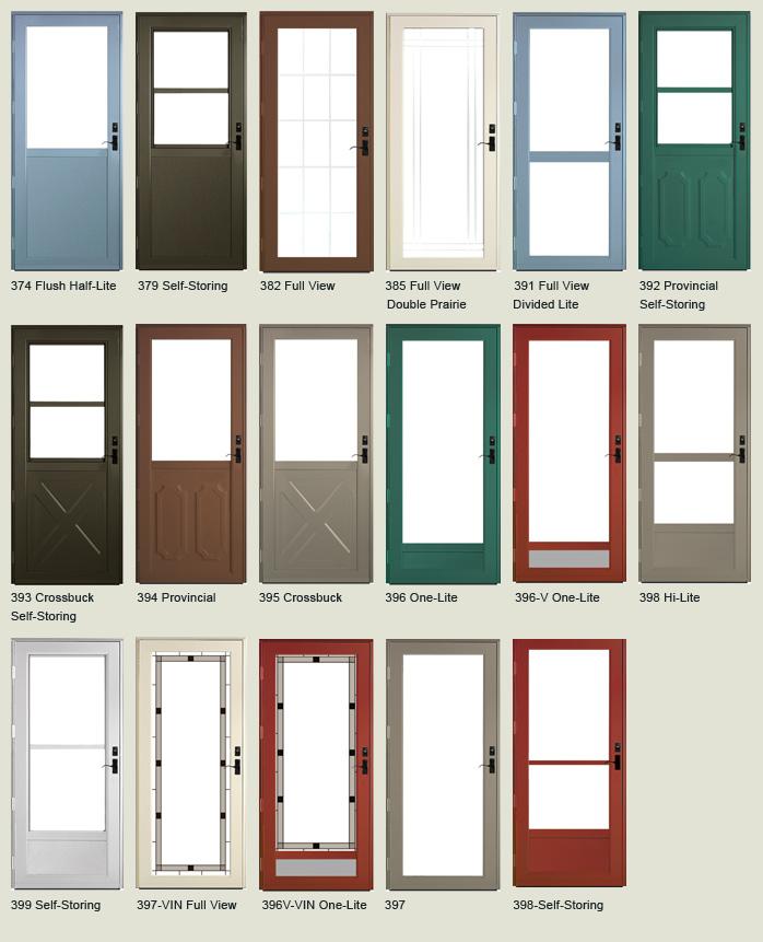 ... Deluxe-Storm-Doors.jpg ...  sc 1 st  Zephyr Thomas & Index of /photos/doors
