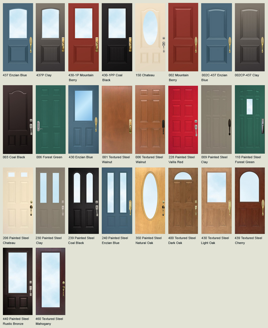 residential front doors red fiberglass entry doors front doors and