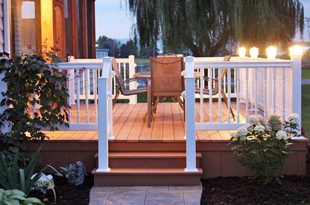 Vinyl Fencing and Railing