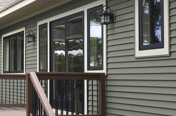 Mastic Quest Siding