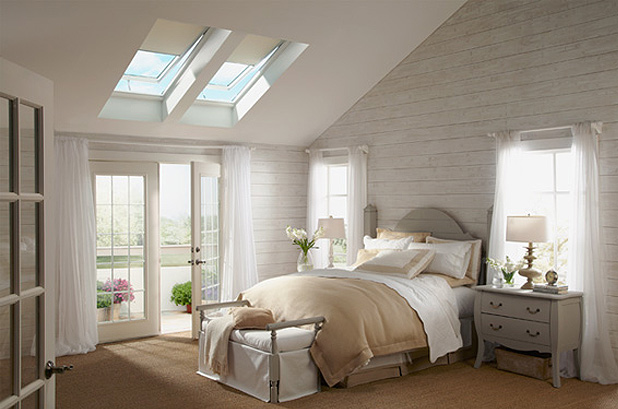 Residential Skylights Bedroom