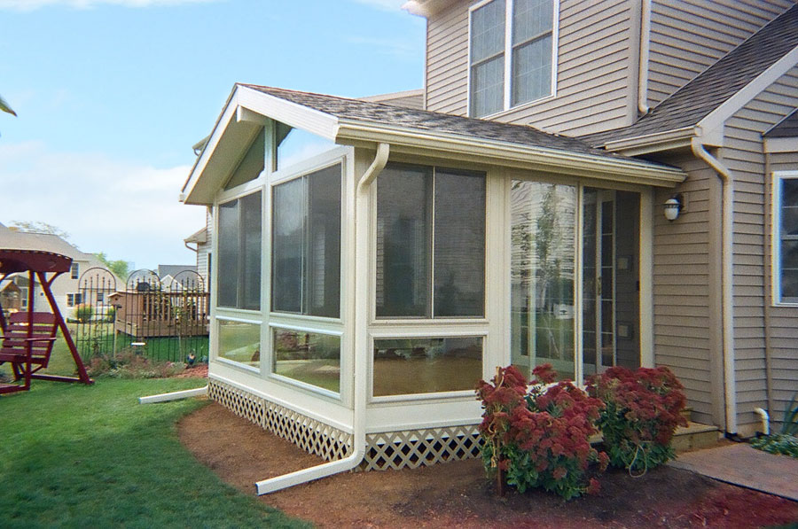Sunroom additions lancaster pa four season rooms for Solarium room additions
