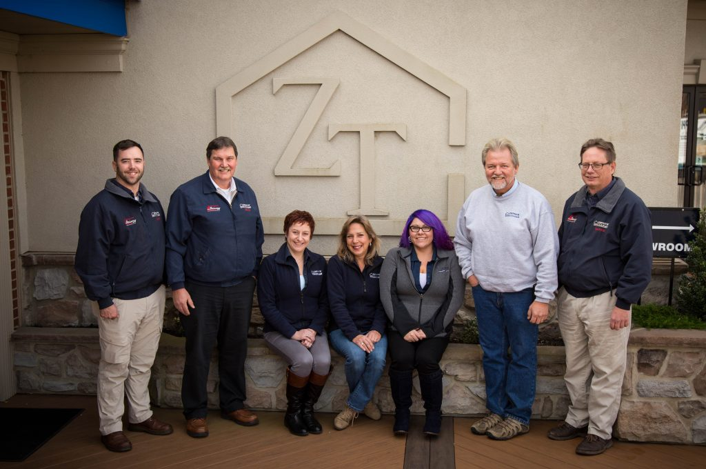 Zephyr Thomas team photo