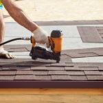new roof - asphalt shingles