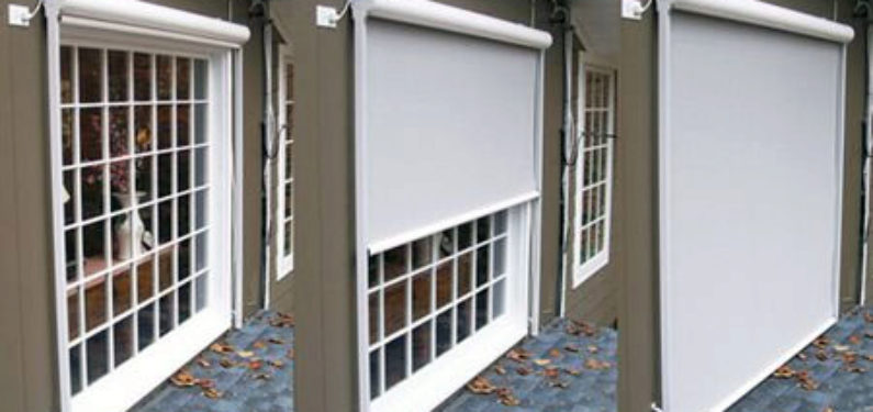 Retractable Shades for your Home