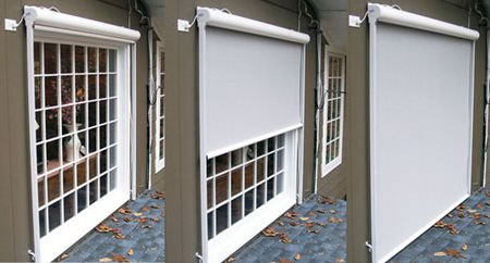 Solar shades benefits for your home zephyr thomas for Exterior motorized solar shades