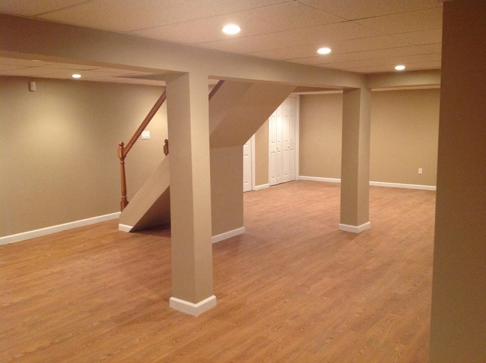 Finished Basements Contractor Lancaster, PA