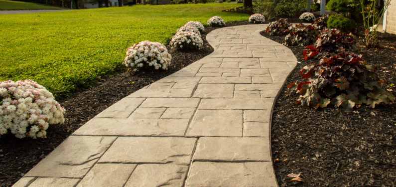 4 Ways Stamped Concrete Adds Beauty Amp Value To Your Home
