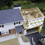 second story home addition