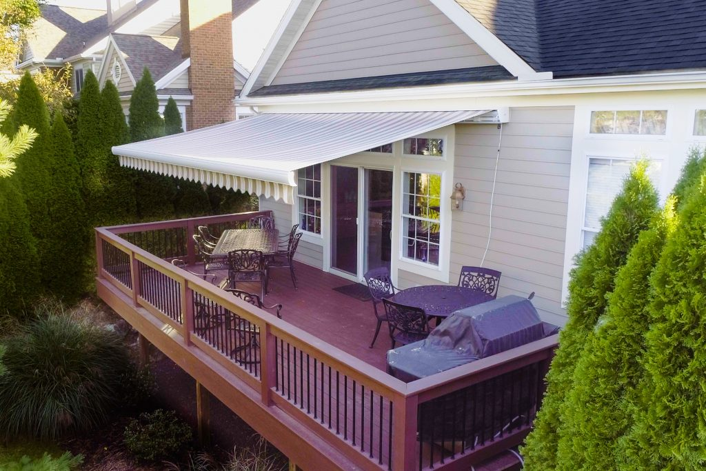 Retractable Awnings Porch Amp Patio Covers Zephyr Thomas
