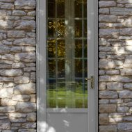 deluxe custom size storm door installation