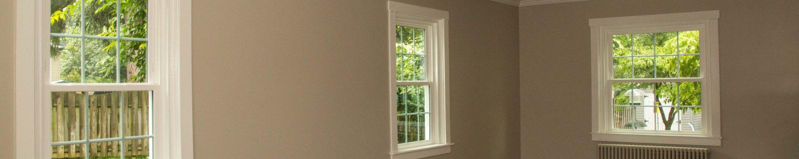 window installation of multiple windows
