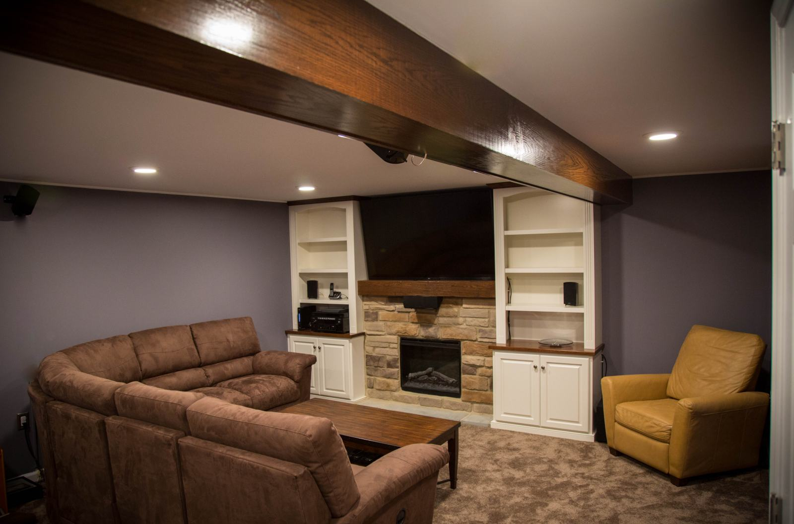 4 Signs It S Time For A Basement Renovation Zephyr Thomas