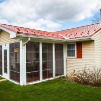 three and four season patio enclosure