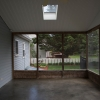 patio enclosure before