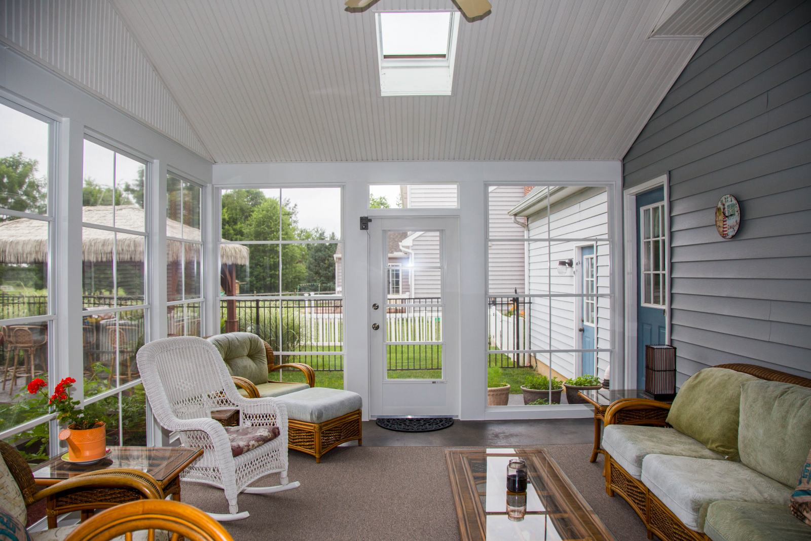 Sunroom Doors Patio