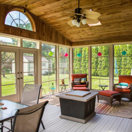 4 Popular Flooring Options for Sunroom Additions