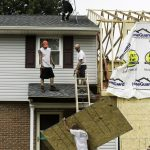 installing second story home addition