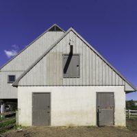 barn door replacement before