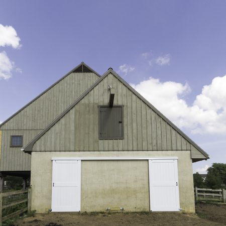 barn doors and siding