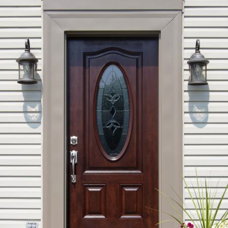 replacement entry door