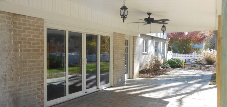 sliding replacement patio doors