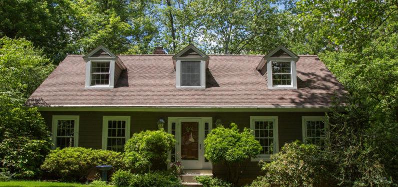 new windows and doors - house