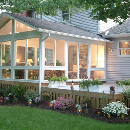How Sunrooms Are Different From Room Additions