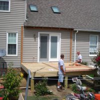 framing patio enclosure