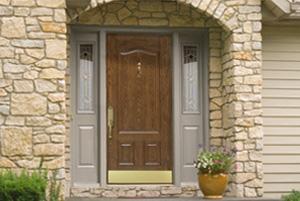 replacement entry door