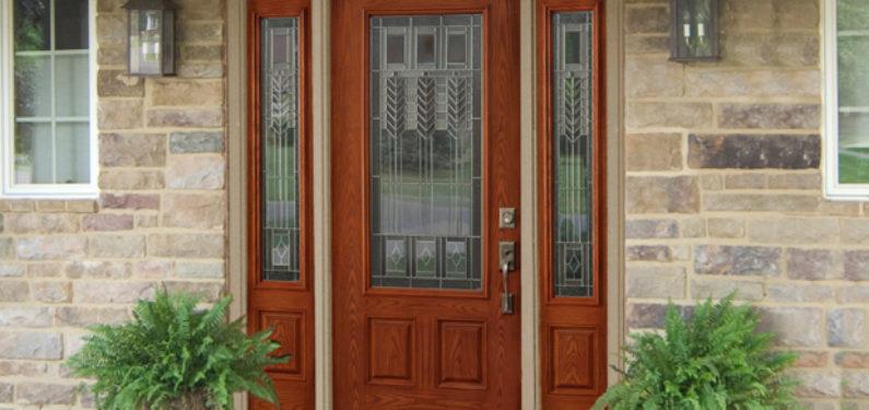 fiberglass replacement door