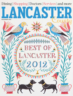 Zephyr Thomas is listed as Best Of Lancaster for Specialty Contractor in the 2012 Lancaster County Magazine! This contest was based on votes from homeowners in Lancaster County. Thank you Lancaster County!