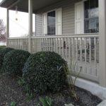 lexus railing