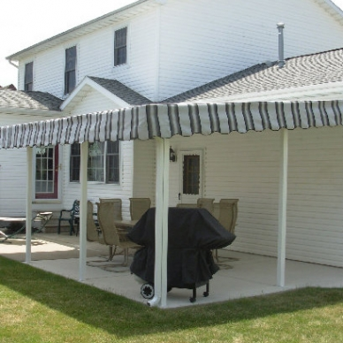 patio cover and awning