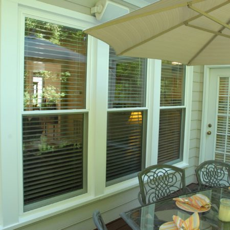 seaway windows in sunroom