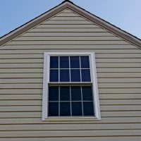 window addition to gable