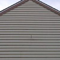 no windows in gable