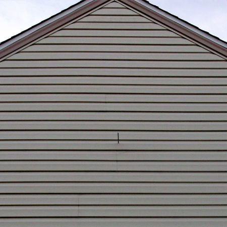 no windows in gable