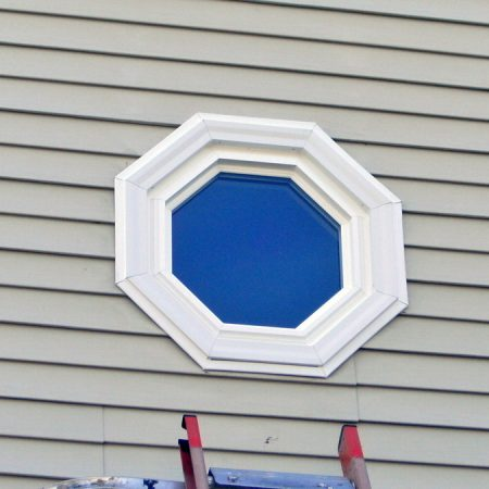 new octagonal window