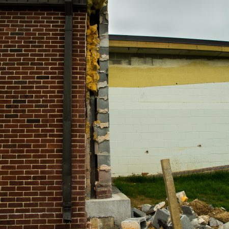 removing old siding