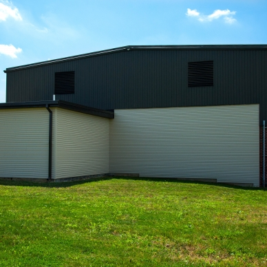 new commercial siding