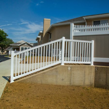 fence and railing installation