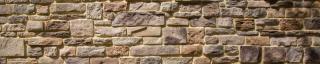 stone siding on a home