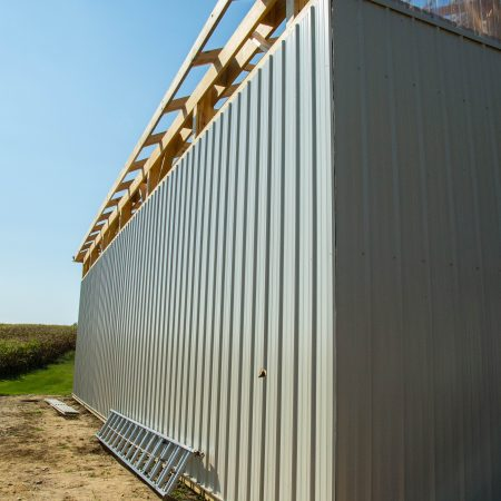 pole barn siding